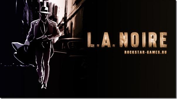 Официальный сайт LA Noire