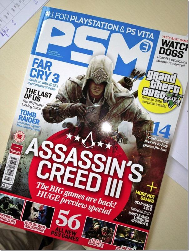 PlayStation Magazine снова говорит о GTA 5