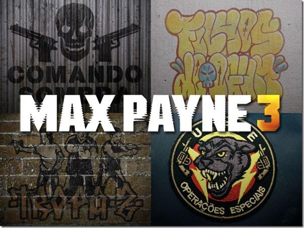 Новые уникальные арты/обои на тему Max Payne 3