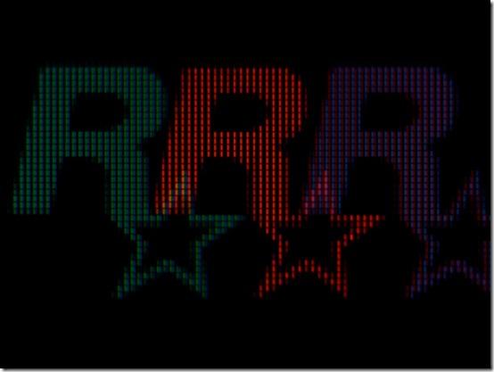 Rockstar Games обои из RGB серии