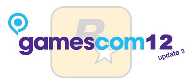 Grand Theft Auto 5 на GamesCom 2012 от Gerald Bauser