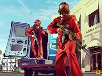 Арт Grand Theft Auto 5: Борьба с вредителями