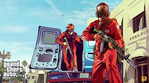 GTA 5 Арт: Борьба с вредителями