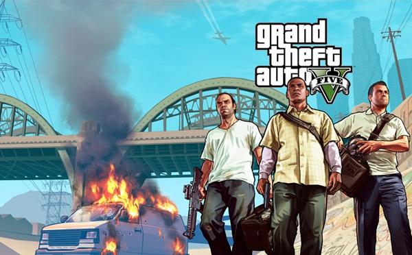 Превью GameInformer про Grand Theft Auto 5
