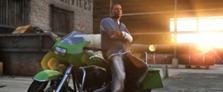 Персонаж: Франклин - Grand Theft Auto 5