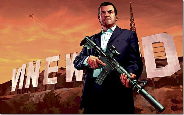 Дэн Хаузер из Rockstar Games отвечает на вопросы о Grand Theft Auto V