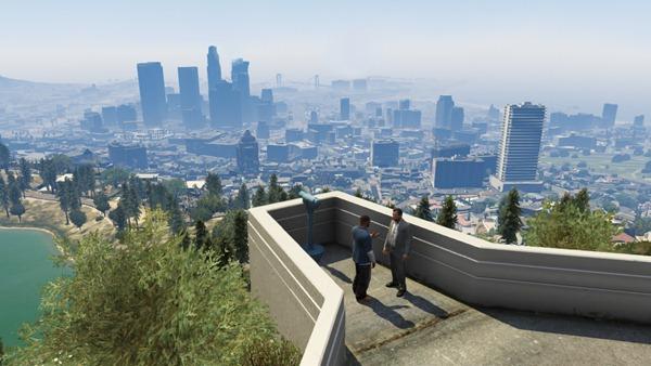 GTA 5 Знакомство с Лос-Сантосом