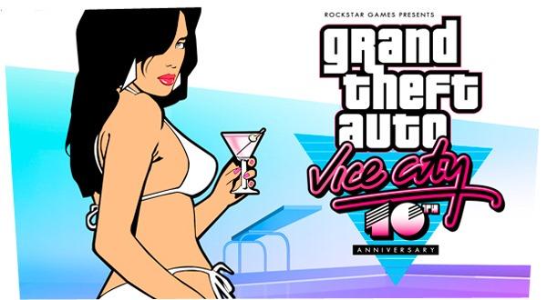 Grand Theft Auto: Vice City 10th Anniversary Edition для iOS и Android - 6 декабря