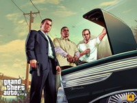Арт Grand Theft Auto 5: Магистраль