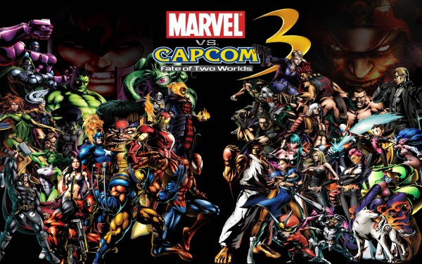 Marvel vs. Capcom 3 - бои на выживание