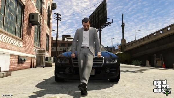 Обзор пятой части GTA