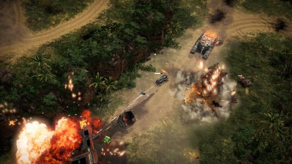 Renegade Ops – уничтожь всех