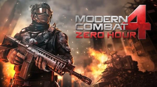 Четвертая серия Modern Combat