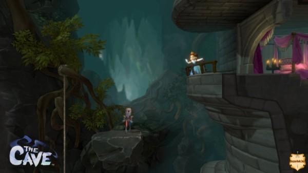 """Масса приключений в игре """"The Cave"""""""