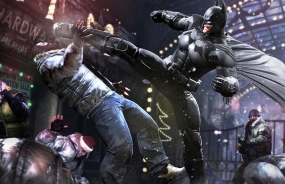 Немного слухов о Batman: Arkham Origins