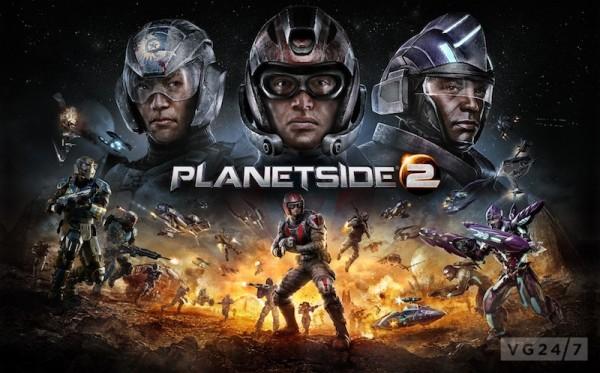 Скорый выход второй части Planet Side
