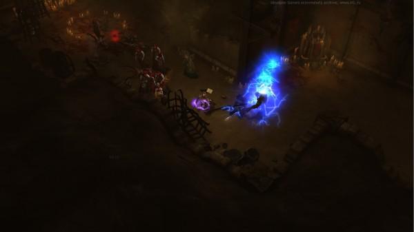 Diablo 3 не давала запустить себя
