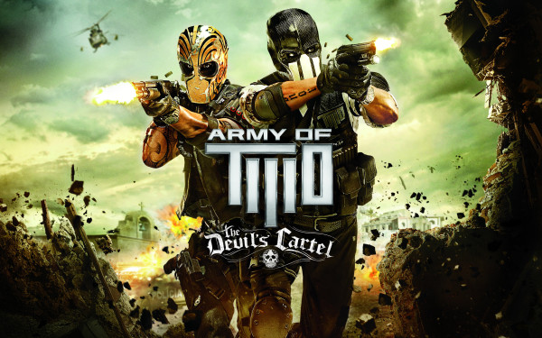 Новинка: Army of Two: The Devil's Cartel