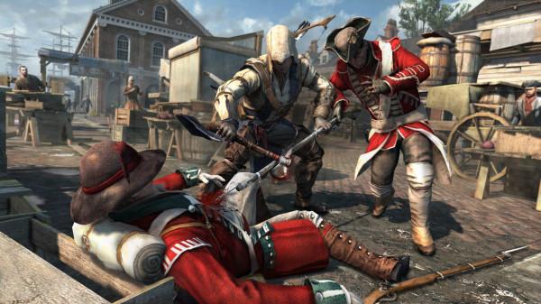 Третья часть Аssassin's Creed: вступление