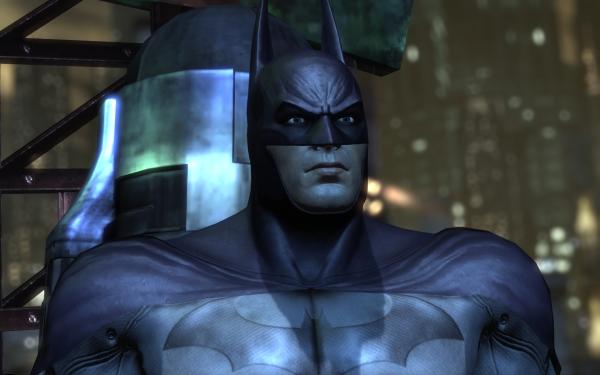 Играйте в ArkhamCity- это игра об известном всем Бэтмене!