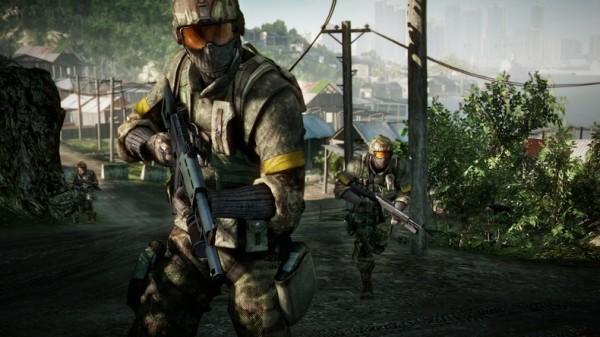 Военные действия и политика – это не главное, решили разработчики экшена Battlefield 4 и основное внимание уделили сюжету