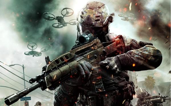 Уже в середине этого месяца выйдет дополнение к игре Black Ops 2