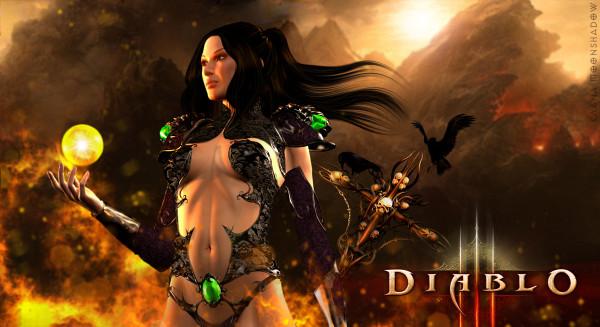 игрушка Diablo 3