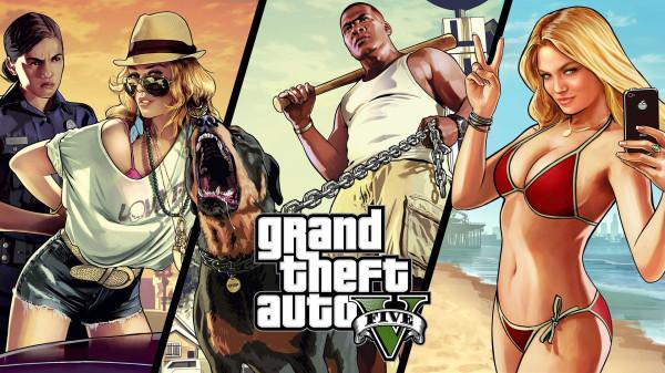 Герои GTA V получат свои трейлеры