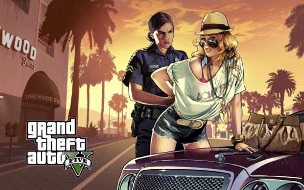 Любитель GTA5 умудрился составить карту игрового мира, используя скриншоты