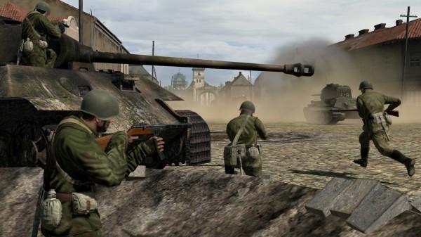 Выход игры Iron Front
