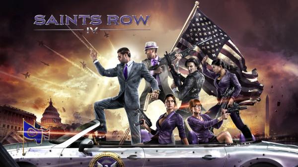 Анонс игры Saints Row 4