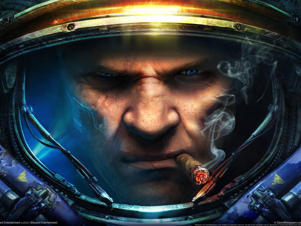 После двенадцати лет ожиданий сошел с небес StarCraft 2