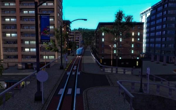 Новый симулятор Cities in Motion 2