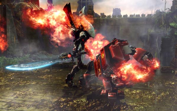 Об игре в Dawn of War 2