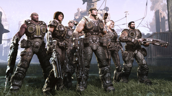 Gears of War 3,
