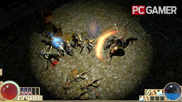 Path of Exile не предусмотрел рейтинги игроков
