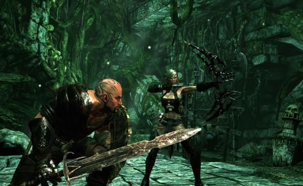 Оригинальный экшен Hunted: The Demon's Forge