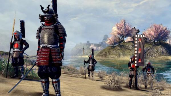 Немного о Shogun 2