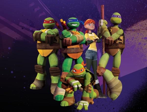 Mutant Ninja Turtles от Activision