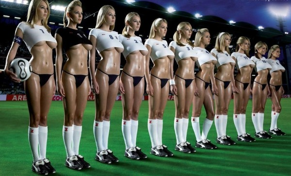 В FIFA 14 могут добавить женские команды