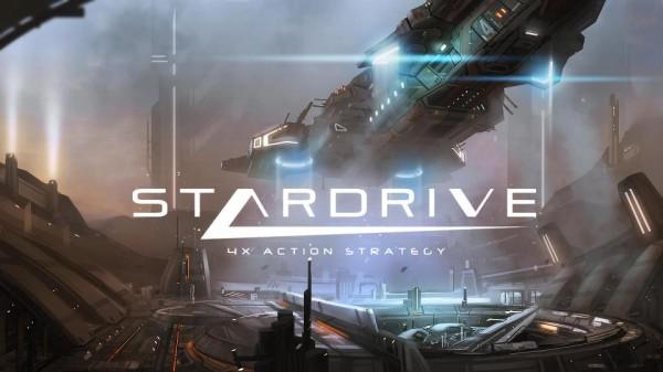 Космические бои в  StarDrive поражают