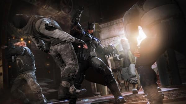 """Новый голос """"Темного рыцаря"""" в Batman: Arkham Origins"""