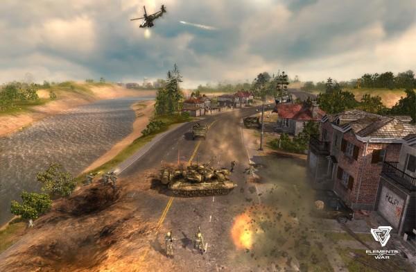 Оригинальный проект Elements of War