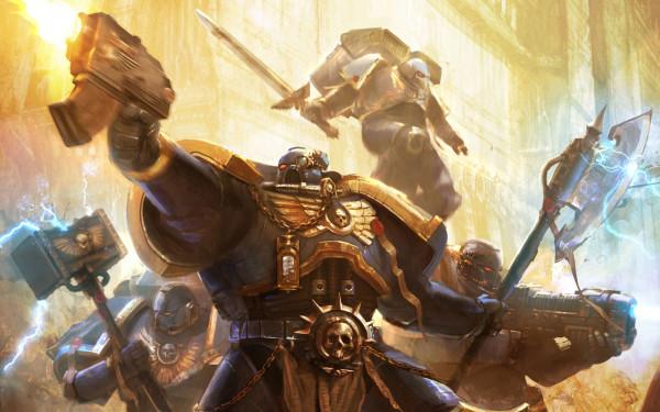 Warhammer 40 k: Armageddonследует ждать в 2014 году