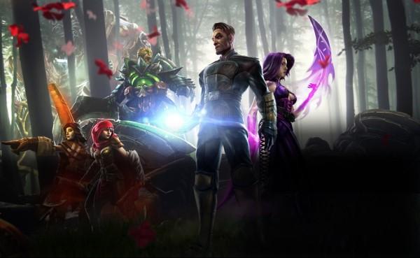 Новая Dawngate от Electronic Arts