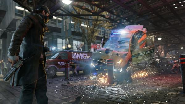 Ubisoft об идеи продвижения игры Watch Dogs
