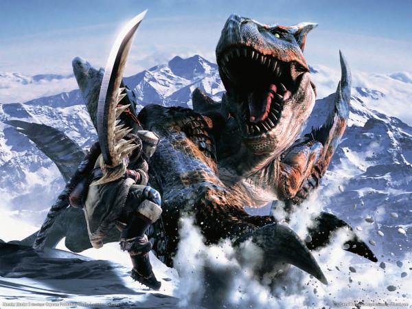 Monster Hunter: новый трейлер к игре