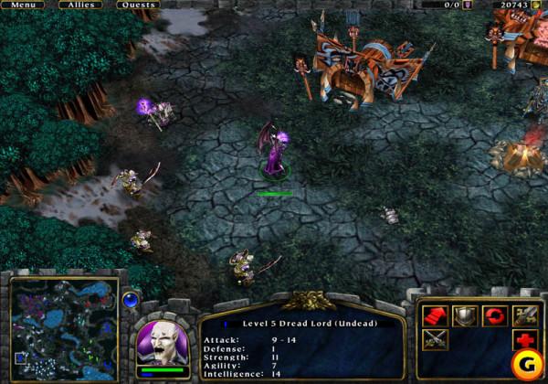 Warcraft Adventures канул в прошлое
