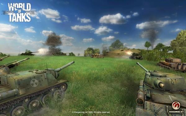 Обновления World of Tanks