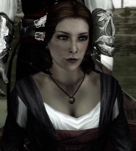 Assassins Creed 2 — Сфорца Катерина